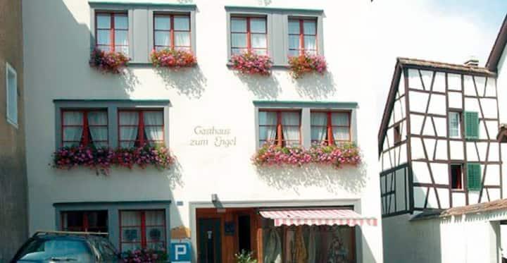 Fein & Frühstück, Baden, Rheinfall SH-Zentrumnah