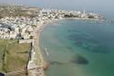 Puglia 3-bed apartment on the sea - Torre Canne - Wohnung