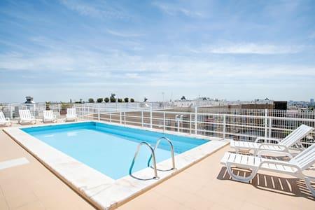 Green Executive Apartment (C27) - Lisboa - Lägenhet
