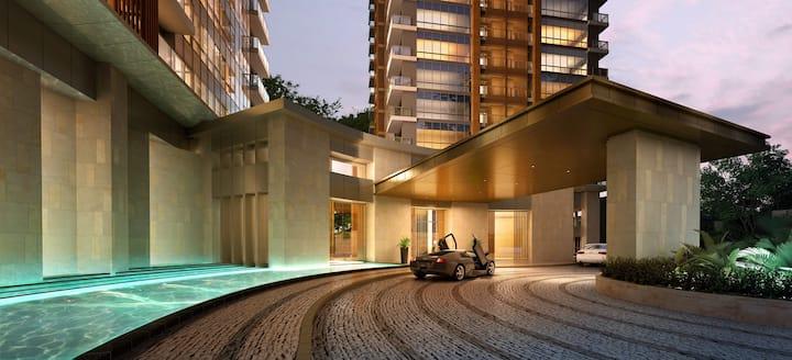 5 Star Lux Apartment next to Cilandak Town Square