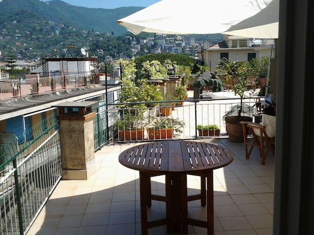 Attico Rapallo  - ราปัลโล - อพาร์ทเมนท์