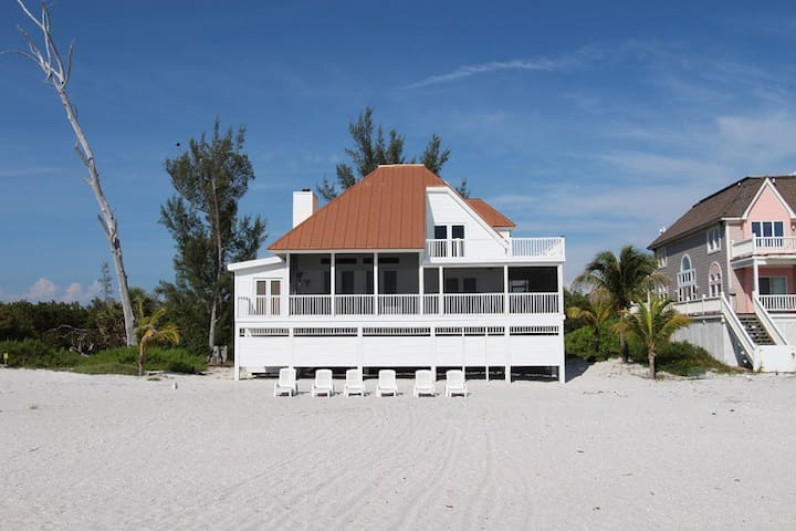 Villa Beach Mansion - Captiva - Casa