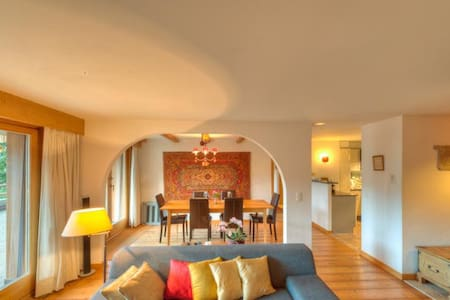 BEAUTIFUL APARTMENT VERBIER CENTER - Apartamento