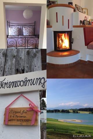 Ehemaliger Bauernhof im Allgäu - Eisenberg - Hus