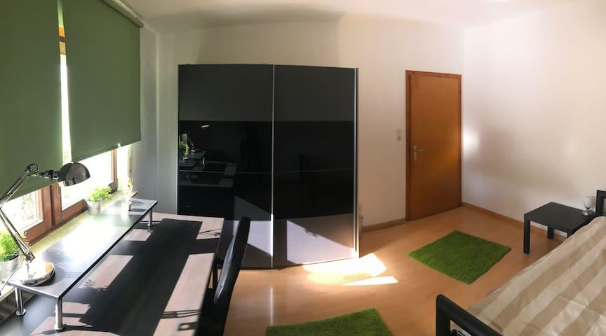 Student & Guesthouse Battenberger Zimmer 1