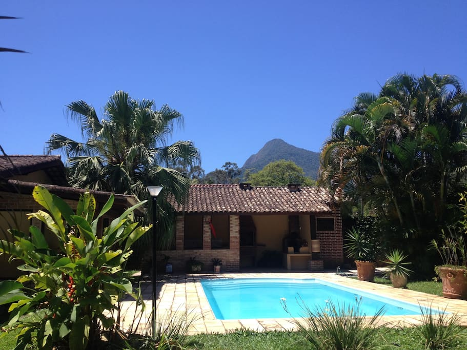 Piscina E Churrasqueira Em Ilhabela Houses For Rent In Ilhabela S O Paulo Brazil