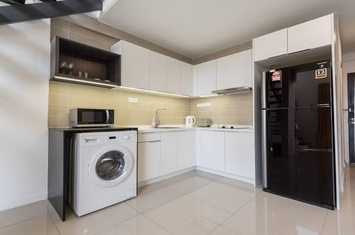 ʕ•ᴥ•ʔ (INSTA-WORTHY) 3BR Resort-Style Duplex