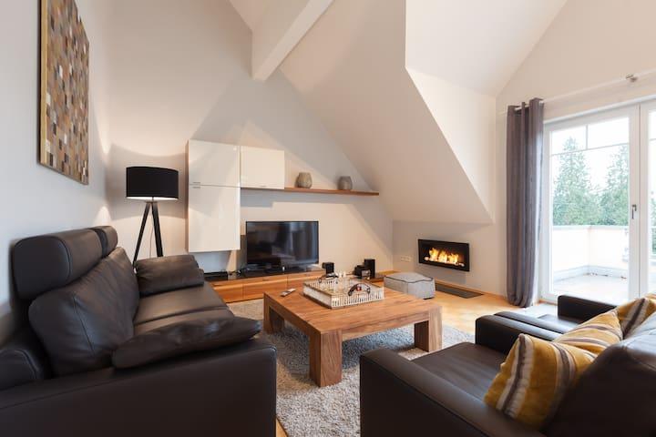 Wandern und Wellness an der Mosel - Brodenbach - Appartement