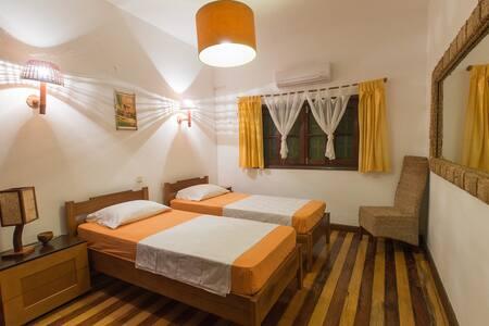 Casa Boa Vista - Zimmer: Meerblick - São Tomé