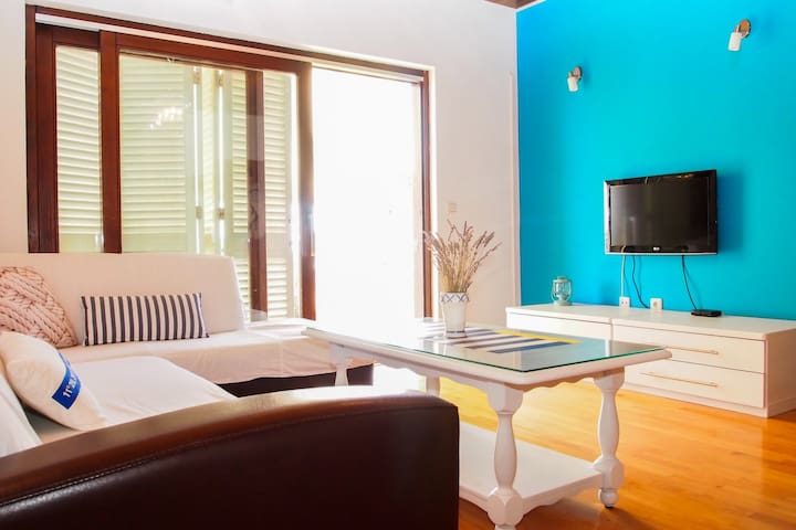 Apartment Blue 4+0 - Makarska - Huoneisto