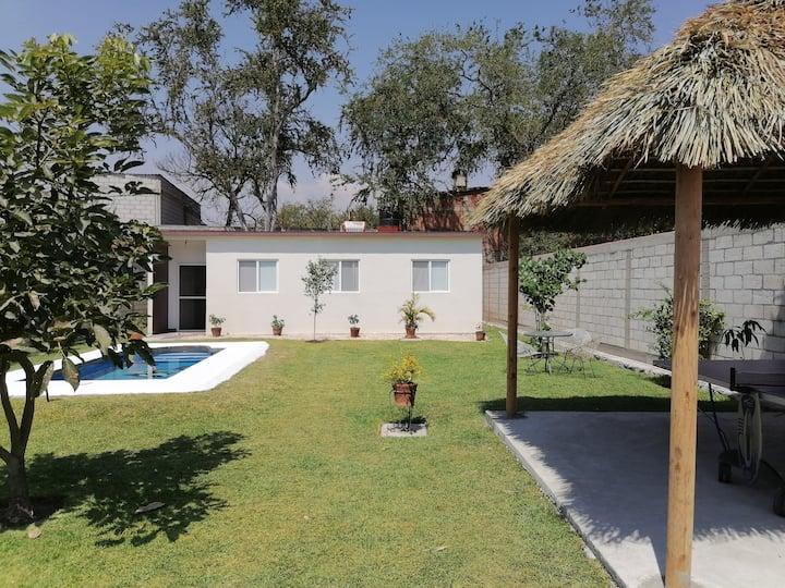 Casa tipo americana Viyautepec