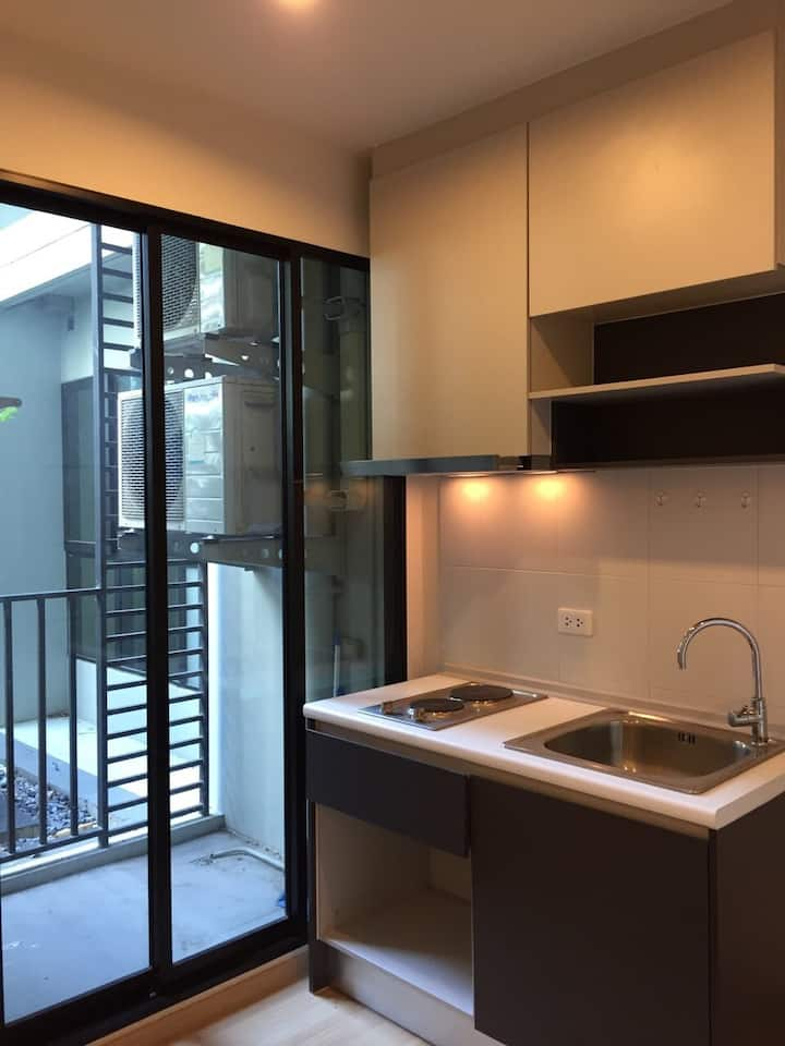 Brand new condominium with gym and pool, The Base