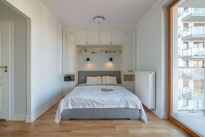 Apartament-studio typu Deluxe