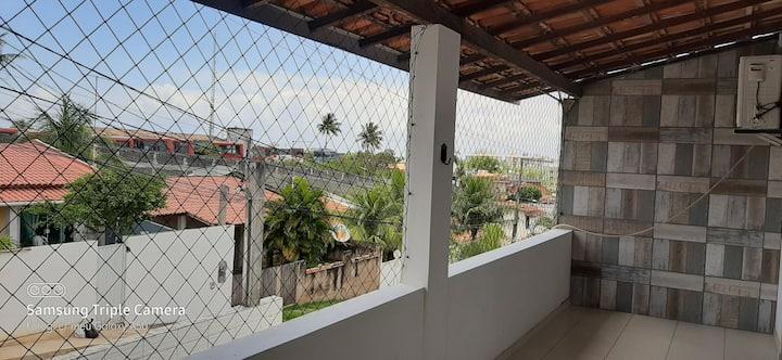 Safe house near beaches and Salvador airport
