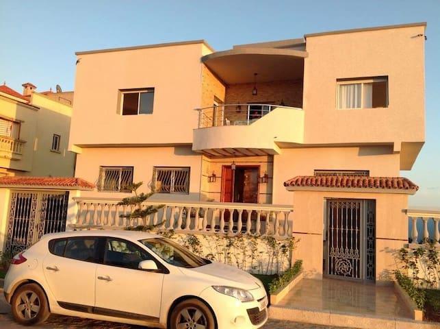 Villa a Sidirahal