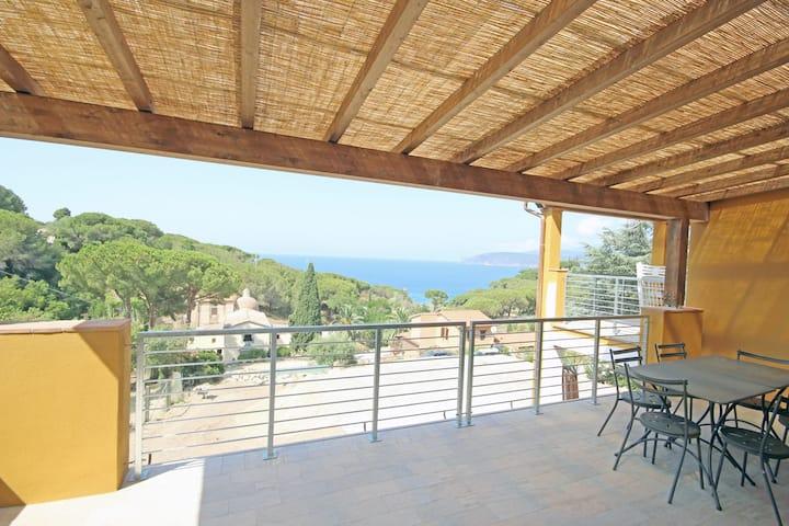 Villa Artemide Appartamento Due Trilocale