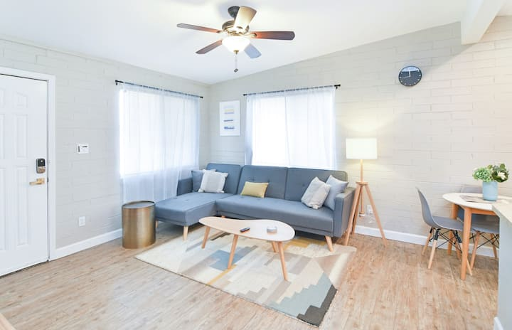 Cute Tempe Home King Bed Close to ASU & Scottsdale