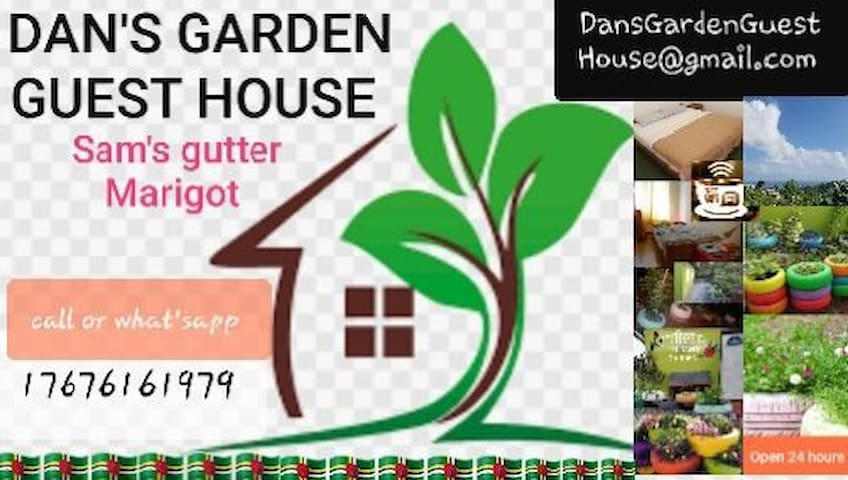 Dan's Garden guesthouse is the best hospitality...