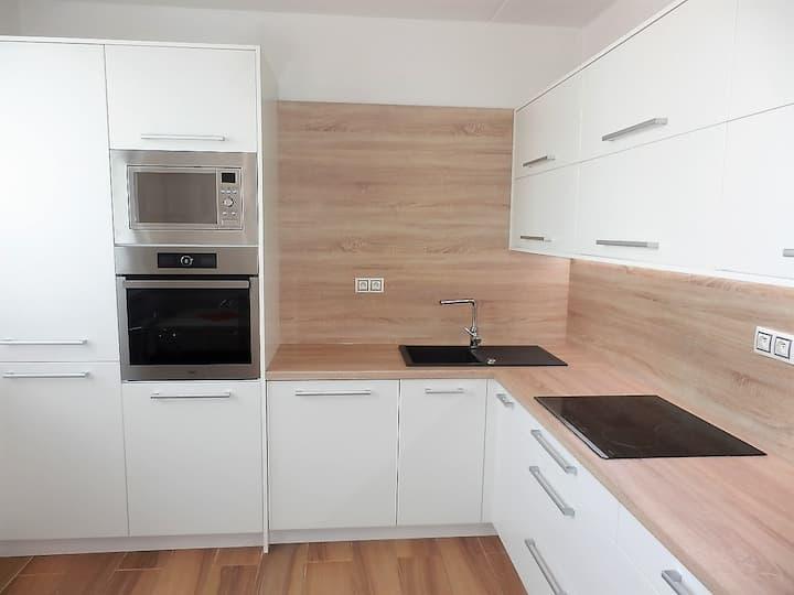 Moderní byt v klidné části Jihlavy (54 m2)