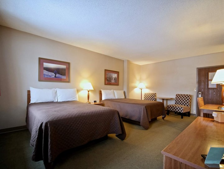 Caberfae Peaks - Two Double Bed - Non Balcony