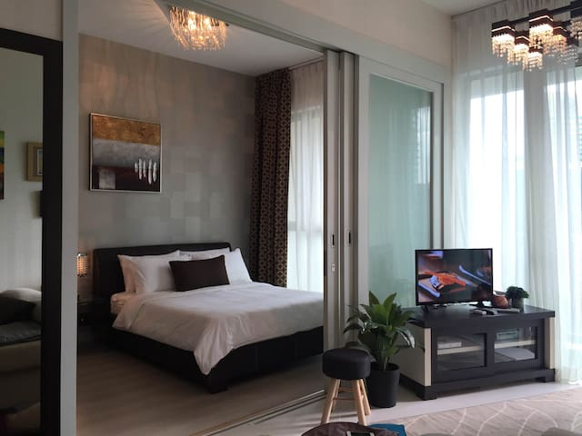 Your Home 1 min to KLCC/Twin Towers - Kuala Lumpur - Apartment