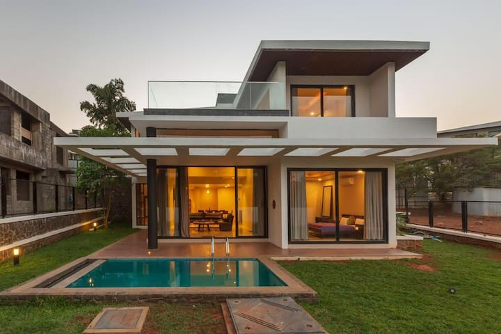 Luxurious 3BHK Villa by EKO STAY Villas