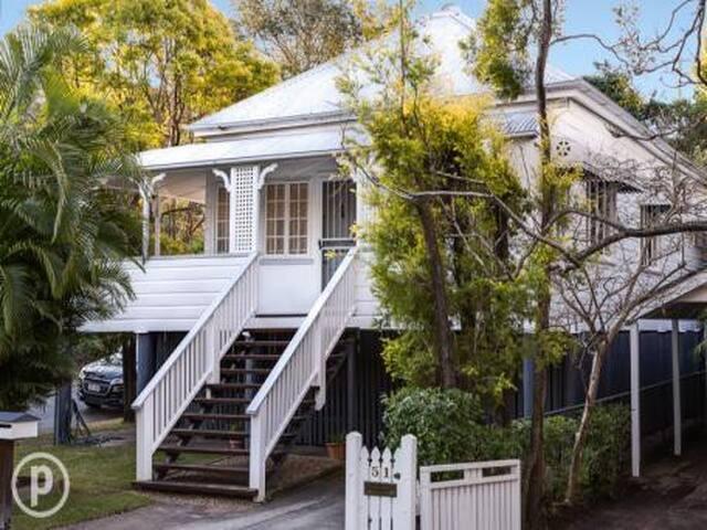 Delightful renovated Queenslander - Auchenflower - Casa