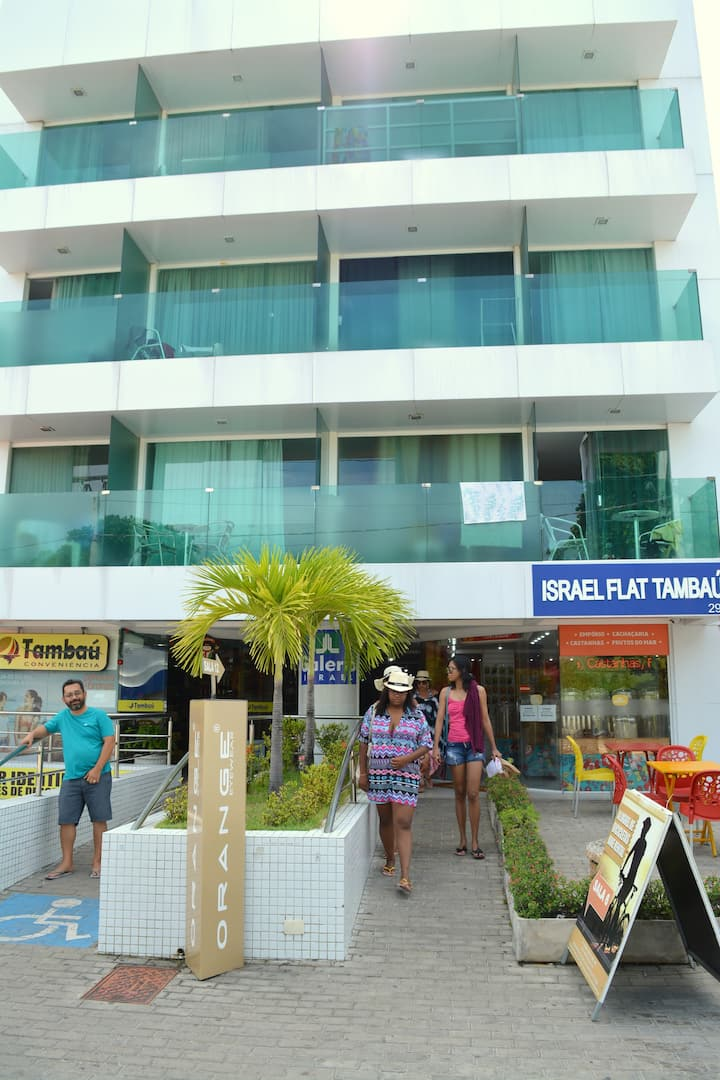 Israel Flat Tambaú 127 - Praia