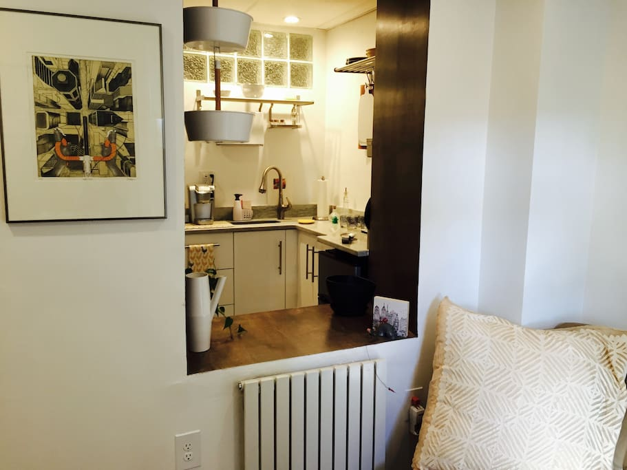 The Magnolia Tree House and Garden Apartment - Apartments ...