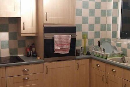 Great double bedroom in Hoxton - London - Apartment