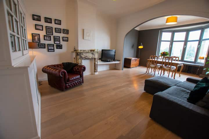 Spacious beautiful appartement in Antwerp