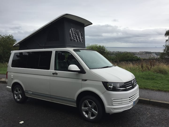 Wee Hoose Campervans - VW Campervan Hire Scotland