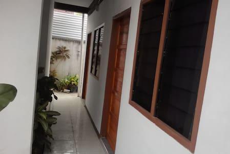 Cozy room in the city of Pekanbaru Riau