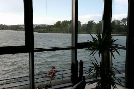 Double bed with bathroom and a view - Cork
