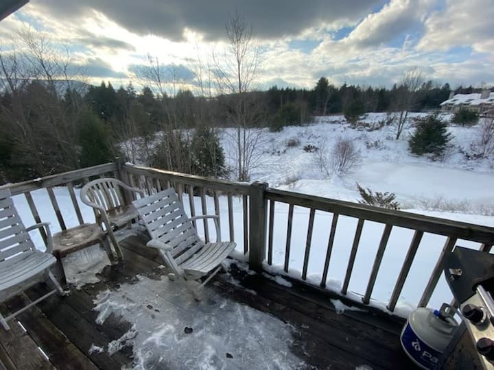 Windham Ridge Town Home 5 Mins From Windham Mt