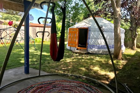Yurt of Wonder