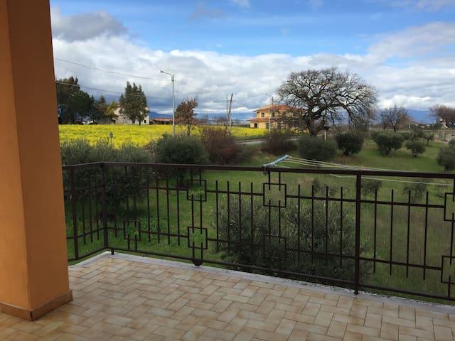 Villa Iside.7 posti letto.30km mare - Roggiano Gravina  - Villa