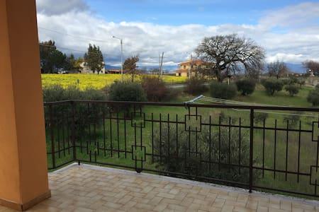 Villa Iside.7 posti letto.30km mare - Roggiano Gravina
