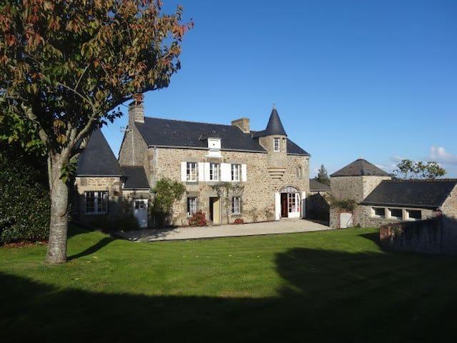 Maison de caractère proche Dinard - La Richardais - Casa