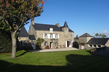 Maison de caractère proche Dinard - La Richardais - House