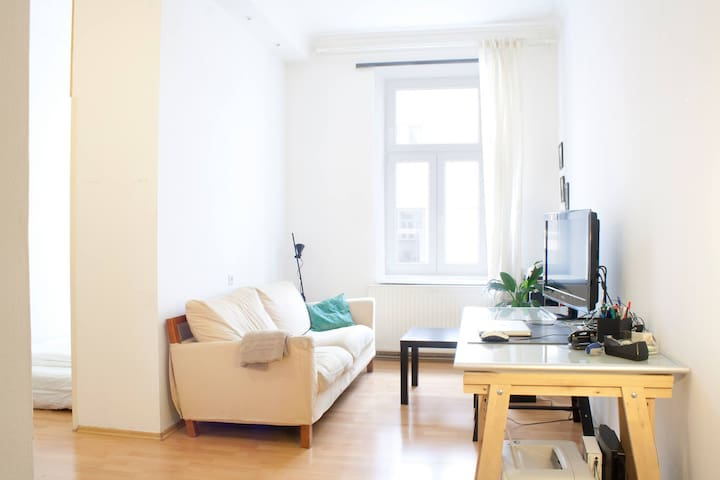 Live like a local in the centre of Vienna! - Wien - Wohnung