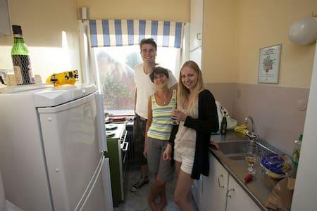 Family friendly apartment in Maribo - Maribo - Byt