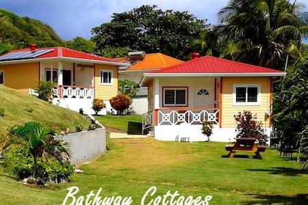 Grenada Bathway Beach -Cottages - Bathway Beach