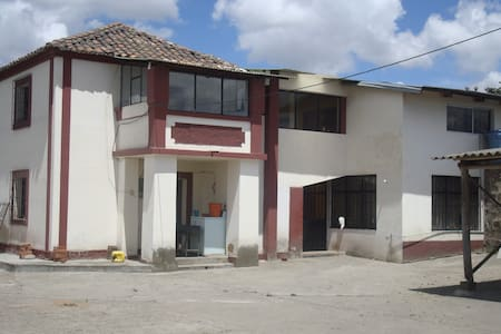 Accommodation - Riobamba - Dormitorio compartido
