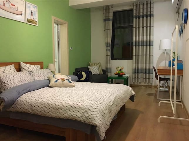 千岛湖秀水公寓 - Hangzhou - Appartement