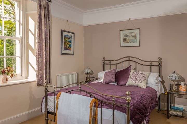 The Old Vicarage B&B King Room - Kenton - Penzion (B&B)