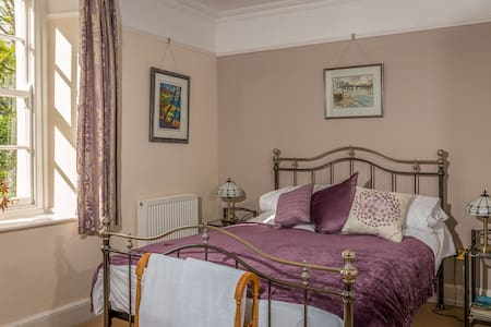 The Old Vicarage B&B King Room - Kenton