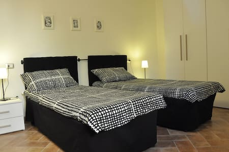 Central apartment in S. Gimignano