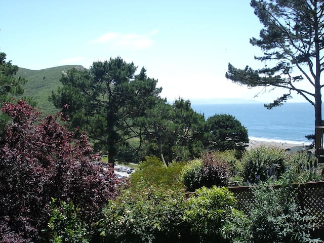 MUIR BEACH HOUSE WITH OCEAN VIEW - Muir Beach - Talo
