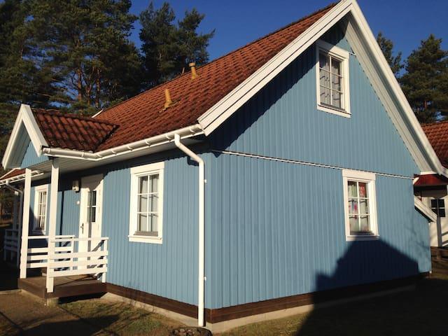 Villa Blau 2 Boote Kamin 4 Schlafzi - Userin - House
